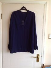 M&S Ladies Long Tunic-Top Size 20 bnwt