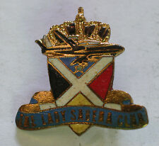 """AN ENAMELED SABENA PIN FOR MEMBERS OF """" THE LADY SABENA CLUB """" WITH CERTIFICATE"""