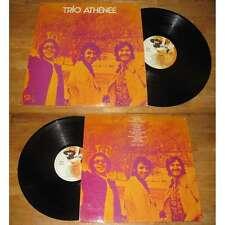 TRIO ATHENEE - Same Rare French LP Greek Pop Folk 1971
