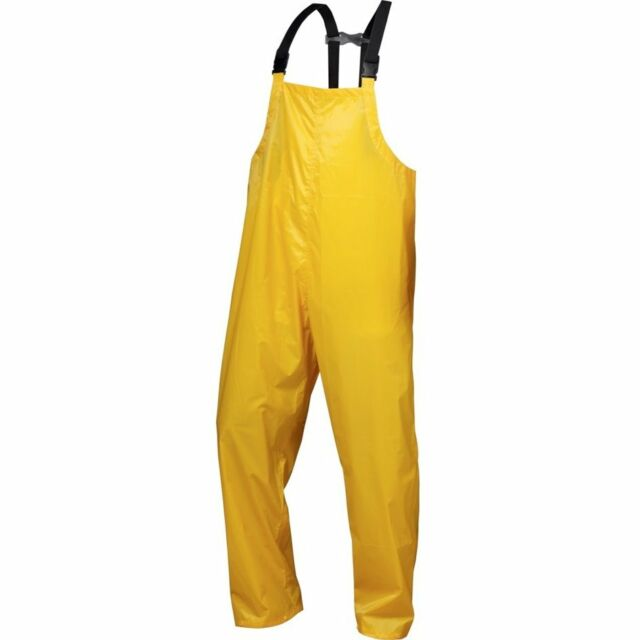 Craftland® Latzhose RIBE, gelb, Größe XXL