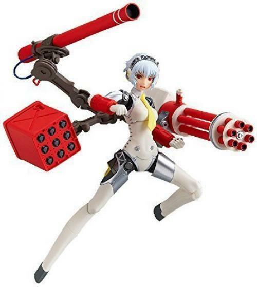 NEW figma SP-047 Persona 4 Aigis The ULTIMATE ver. Famitsu Original Farbe Figure
