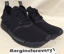 by3123 hommes adidas nmd r1 r1 r1 triple noir taille 8 10,5 model 2017 10 1117c3