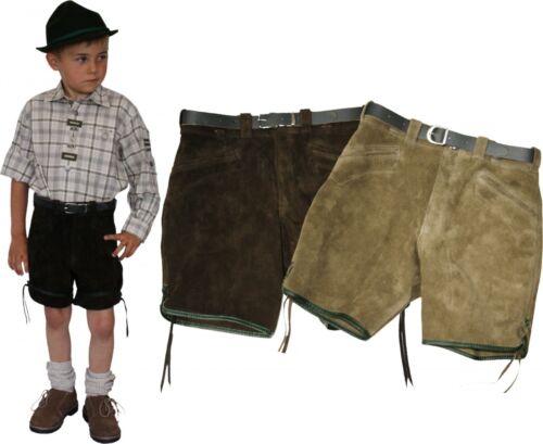 Breve Lederhose SPORTIVO BERMUDA SHORTS per bambini