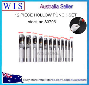 12-PK-Hollow-Punch-Set-Leather-Hole-Punch-3mm-16mm-for-Leather-Working-DIY-Tools