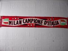 d10 sciarpa MILAN AC football club calcio scarf bufanda echarpe italia italy