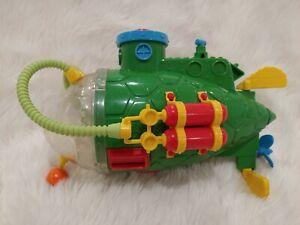 Sewer-Sub-Vehicle-Teenage-Mutant-Ninja-Turtles-TMNT-1991-Submarine-VTG