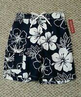 Mens Merona Swim Trunks Shorts Size S