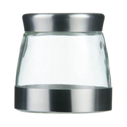 Verre//Acier Inoxydable Brossé 850 ml PETITE JARRE