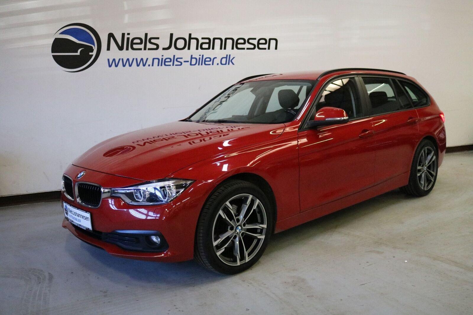 BMW 320d 2,0 Touring aut. 5d