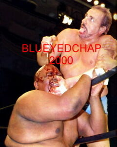 The Sheik Vs Abdullah The Butcher 8 X 10 Wrestling Photo Nwa Wwwf Ebay