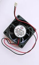 1 pcs Brushless DC Cooling Fan 7 Blade 24V 6020S 60x60x20mm 2 Wire