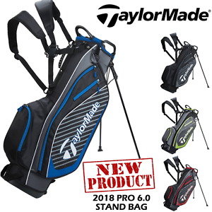 Image Is Loading Taylormade Stand Bag Pro 6 0 Carry