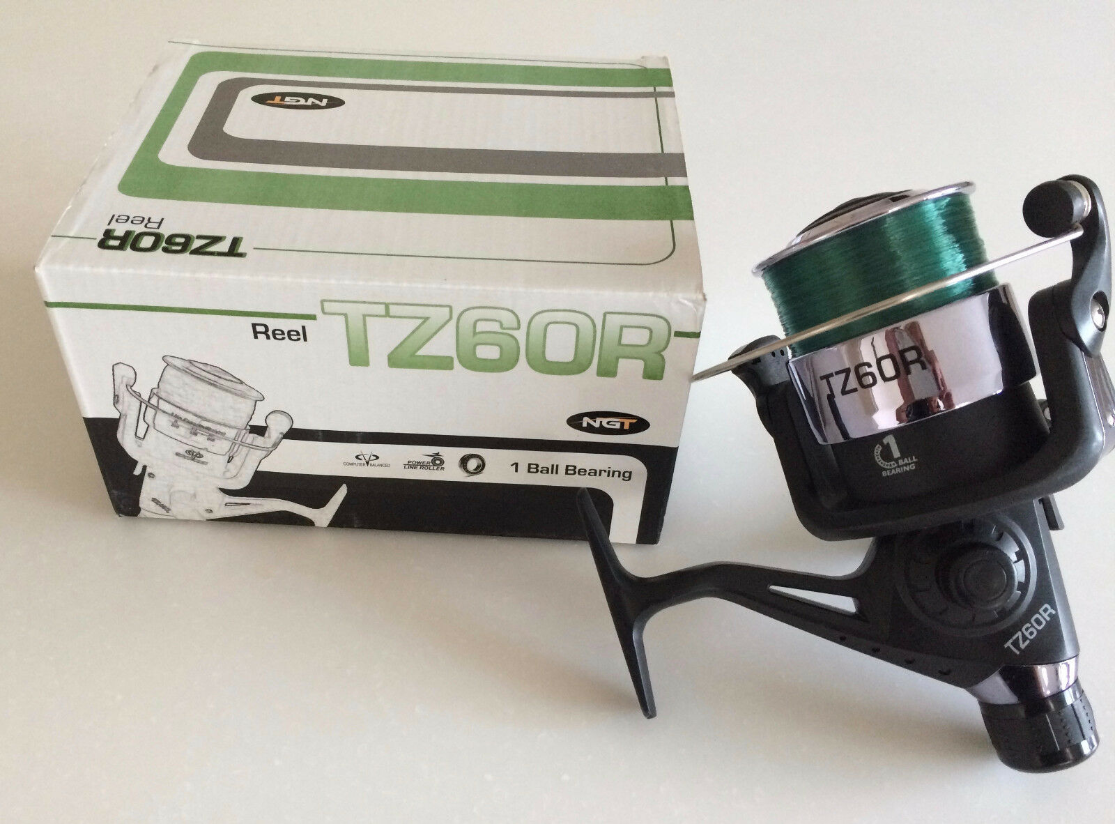 JOB LOT 6 X NGT TZ60R FISHING REEL BRAND NEW SHOP MARKET TRADERS CAR BOOT