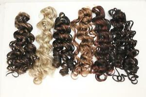 Magic Touch Loose Wave Curl Braid Weave Extensions 21