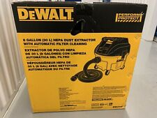 New Listingdewalt 8 Gallon Corded Portable Wetdry Vacuumdwv010