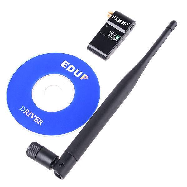 802.11n USB Wifi Wireless Network Lan Adapter PC Desktop Laptop Wifi Card USA