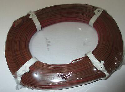 Kabel 2,5 qmm braun 50m