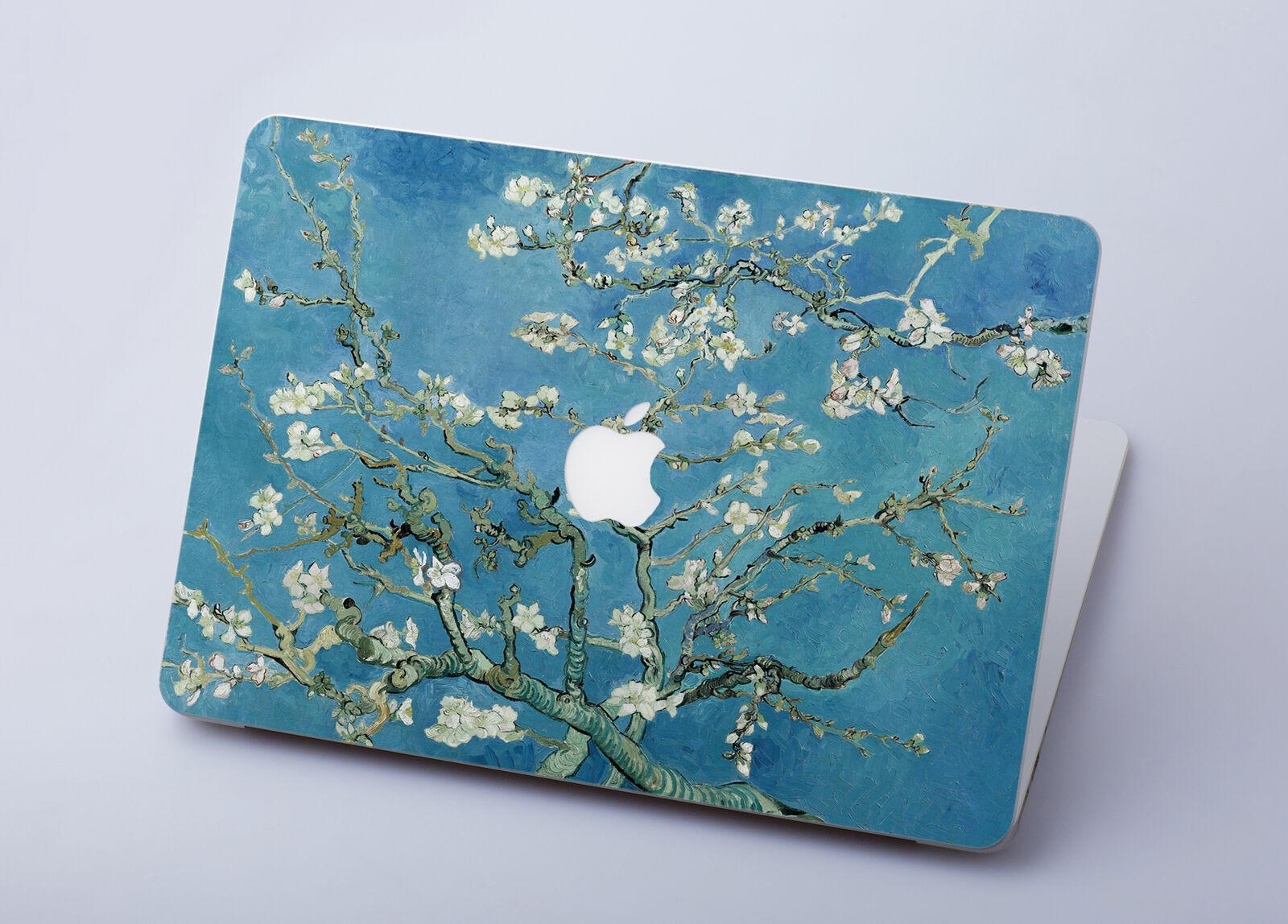 Van Gogh Amandelbloesem Hard Case For Macbook Pro Retina Air 11 12 13 15 2016