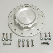 Speed 7615A Billet Aluminum Fuel Cell Cap Assembly for RCI Fuel Cells Natural