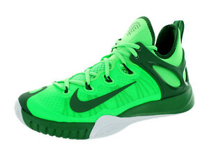 fbefde72d335 Nike Men s Zoom Hyperrev 2015 Poison Green Gorge White Basketball ...
