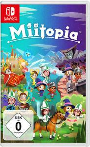 Miitopia | Switch | Vorbestellung | VÖ: 21.05.2021