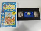 COLORES MAGIC ENGLISH DESCUBRE EL INGLES CON WALT DISNEY VHS CINTA TAPE
