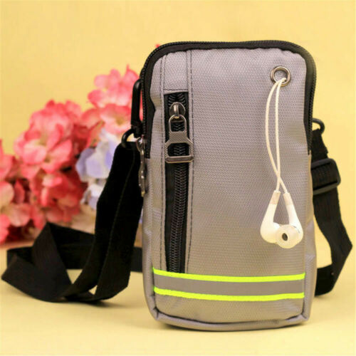 Mini Small Hang Bag Pocket Waist Pack Pouch Cell Phone Case for Women Men Ladies