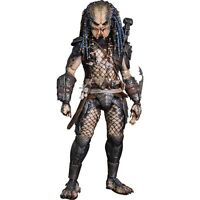 Hot Toys Elder Predator 1/6 Scale Collectible Figure (brown)