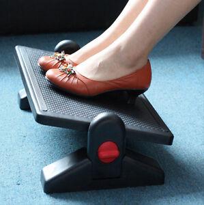 Dxracer Ergonomic Adjustable Foot Rest Office Stool Fr6033