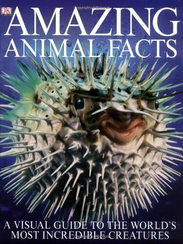 Amazing Animal Facts By Jacqui Bailey. 9781405301886