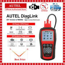 Autel Diaglink Pk Md802 All System Obd2 Diagnostic Tool Engine Fault Code Reader