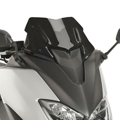 Pare-brise Puig V-Tech Line Sport Yamaha T-MAX 530 17-18 NOIR