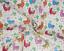 Tela Polycotton niños por Metro Fat Quarters Craft Llama Alpaca Chicos Chicas
