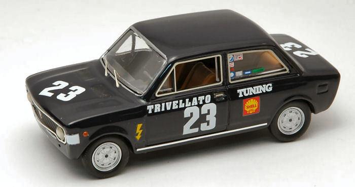 Fiat 128  23 Monza 1970 L. Crassevig 1 43 Model RIO4185 RIO