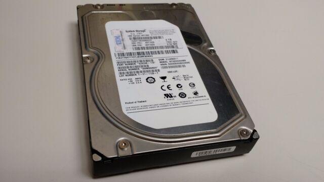 IBM 3TB 7.2K SAS 00V7105 00V7106 00V7108 49Y7441 ST33000651SS Hard Drive