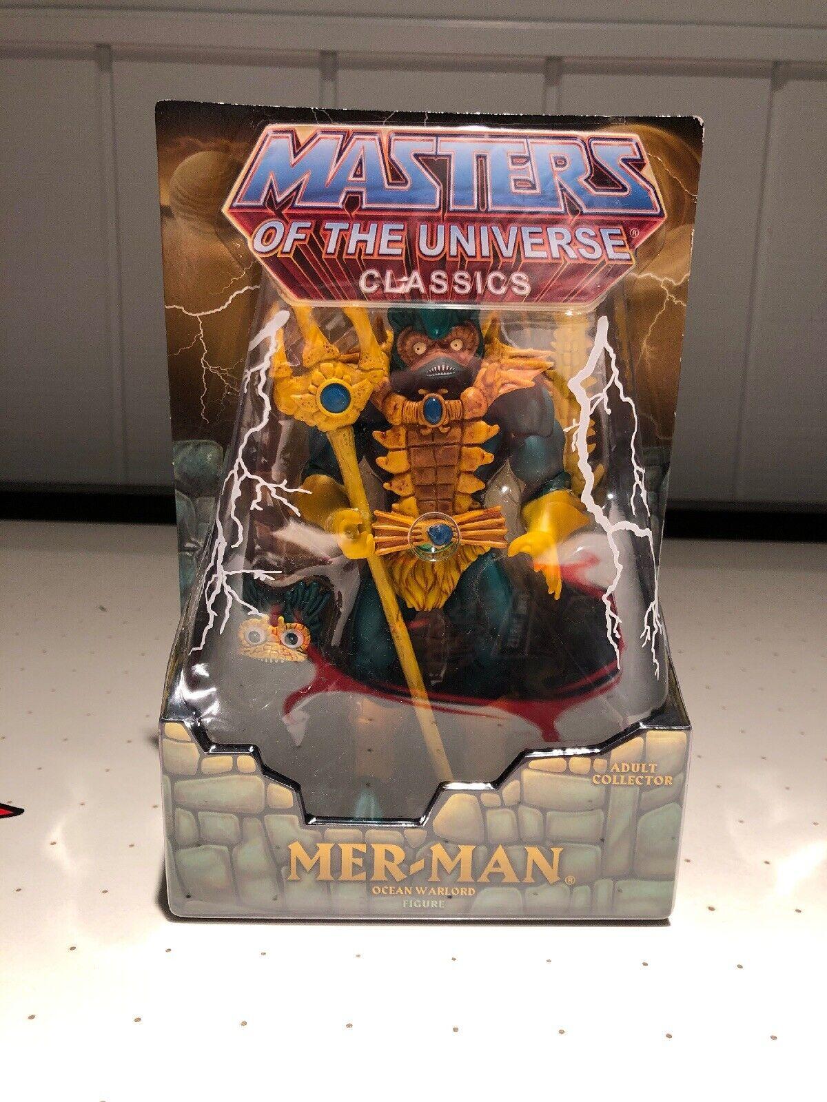 Masters of the  Universe classeeics Mer-uomo  prezzi equi