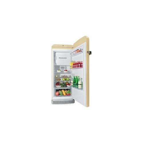 Frigorifero Piccolo Combinato Congelatore Freezer Classe A+ ECO 80 Litri nero
