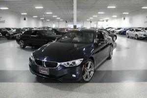 2016 BMW 4 Series 428i XDRIVE NO ACCIDENTS I NAVIGATION I SUNROOF I REAR CAM
