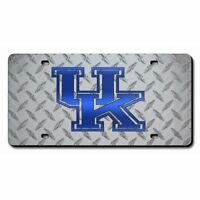 Kentucky Wildcats Uk Laser Cut Car Tag Automobile License Plate Made In Usa