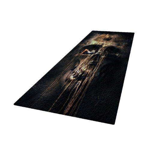 Rutschfester Teppichläufer Schmutzfangläufer Küchenläufer Türmatte Fußmatte