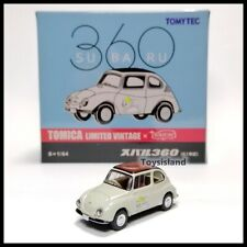 Tomica Limited Vintage LV-173a 60th Subaru 360 59/' 1//64 TOMYTEC TOMY NEW