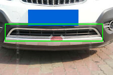 Front Lower Air Vent Grille Chrome Trim For Mokka Buick Encore 2013 2014 2015