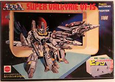 MACROSS : SUPER VALKYRIE VF-1S MODEL KIT - 3 TYPES BY NICHIMO