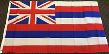 Hawaii Flag Hawaiian Islands Banner HI State Banner New Indoor Outdoor 3x5 Foot