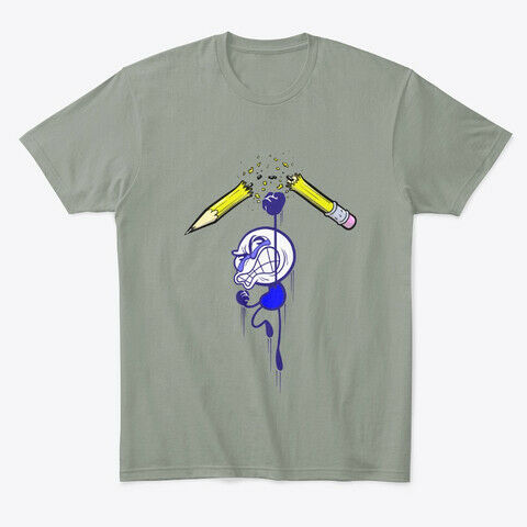 Pencilmate Destroying Pencil Young T-shirt