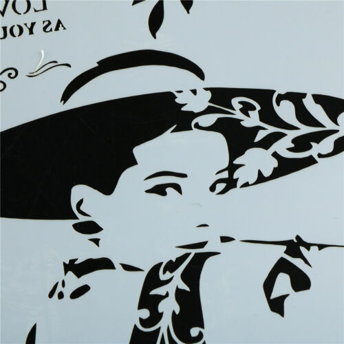 beauty layering stencils for walls painting scrapbooking stamping album Nice