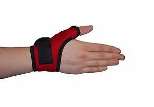 splint Thumb & wrist