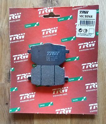 TRW Lucas Bremsbeläge für Yamaha XT 600 Z Tenere 1VJ 3AJ vorne