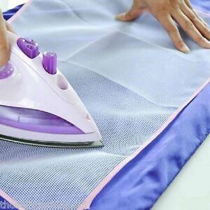 Repassage LINGE maille de protection protecteur de presse garde protéger vêtement  </span>