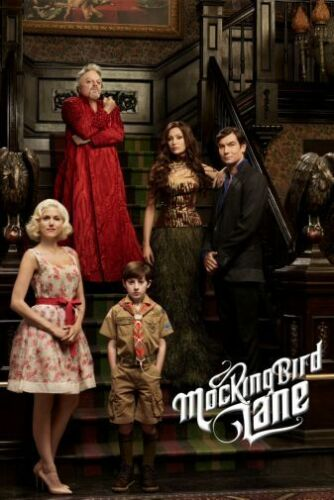 Mockingbird Lane Movie Poster 24in x36in